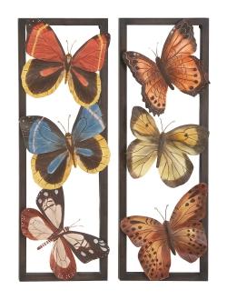 """Настенное панно """"Бабочки"""""""