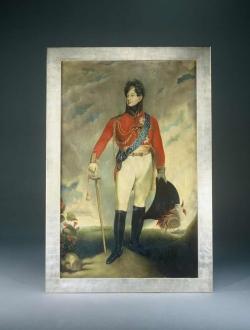 "Картина  ""Георг IV"""